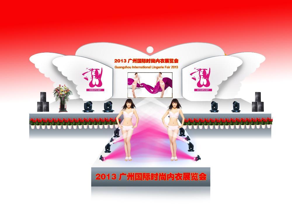 """展会介绍:   致力打造中国最具影响力的时尚内衣出口交易平台   中国进出口商品交易会第三期(2013年10月31日-11月4日)同期同地举行   中国的内衣市场,年销售额在8000亿以上,且每年以近20%的速度在增长,在整体的市场上,女式内衣占到了80%,成为整个内衣行业的重中之重。   2013广州时尚内衣展览会(Guangzhou Lingerie Fair 2013)(简称GZLF)与广交会同期举办,将于2013年11月1-3日在广州琶洲保利世贸博览馆举办。   本届展会以""""绽放&mi"""